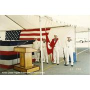 U.S. COMMISSIONING CEREMONY 9