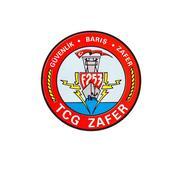TCG ZAFER (F-253) LOGO-CREST