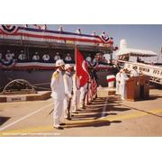 U.S. COMMISSIONING CEREMONY