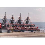 TURKEY COMMISSIONING CEREMONY