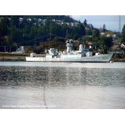 USS Gray at NISMF Bremerton, Washington.