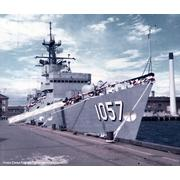 1971: Moored in Pearl Harbor (© IC3 Carl F. Breth)