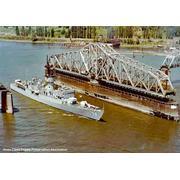 USS Meyerkord - Portland OR 1977