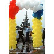 24 March 1991: home from Desert Storm