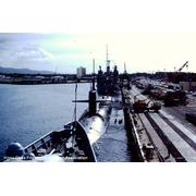 Pearl Harbor 1984 - USS Ohio SSBN
