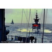 USS Lang and USS Gray 1983
