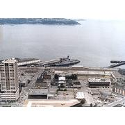 FF-1074 in Seattle during SeaFair 1985 (© Kit Gaume)