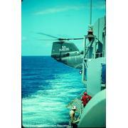 USS Harold E. Holt - VertRep 1975 (Neil Forsgren)