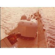 ASROC Launch, 1978