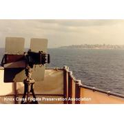 At the ready - Patrolling the off the coast of Lebanon, 1984 (© Donald O'Keefe)