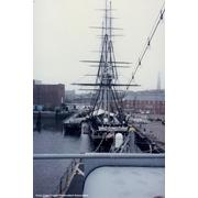 USS Constitution from USS Aylwin, May 1987