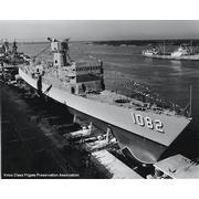 21 November 1970: Westwego, La. - Just prior launching at Avondale Shipyard (© CAPT Craig Vance)