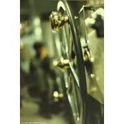 USS Cook: Engine room Throttles