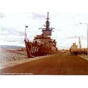 Pierside Palma de Mallorca 1979