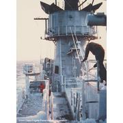 January, 1986 - Sea of Japan en route USSR (© Michael A. Luebker)