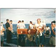 Shellback day 1988