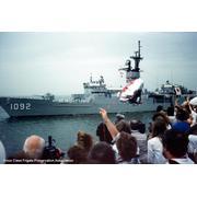 USS THOMAS C. HART FF-1092 (© USS THOMAS C. HART )