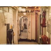 Starboard Passageway Foward