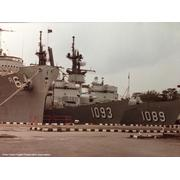 Pier-Side Singapore December 1985
