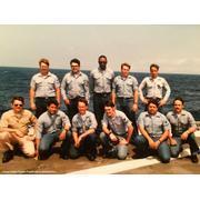 E Gang Med - IO Cruise 1985-86