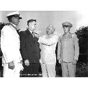 Medal of Honor pinning ceremony, 25 June 1948