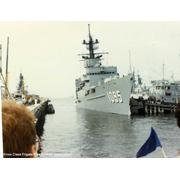 Returning from Med deployment Nov. 1984