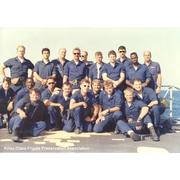 '91 Red/Med Operation Dessert Storm VBSS team